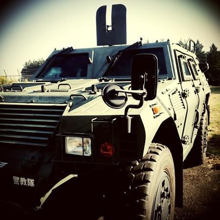 高機動装甲車