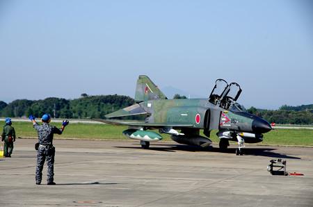 RF4EJ 着陸2