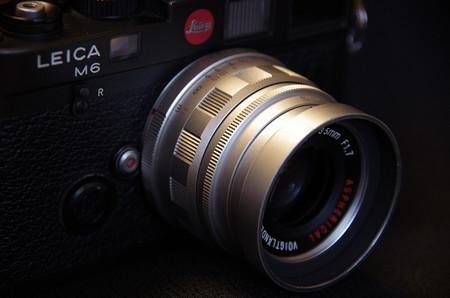 ultron35 LeicaM6