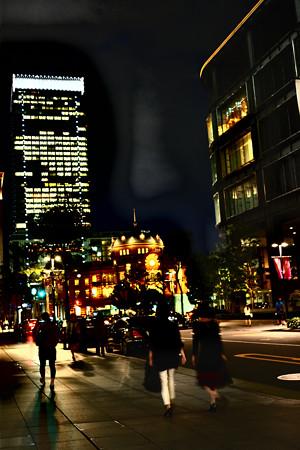 丸の内_東京駅1