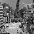 昔の昭和の特撮シーン風な・・20120729