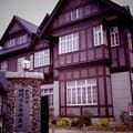 旧門司三井倶楽部のレトロな建物