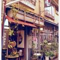 路地裏の喫茶店・・放浪記 昔風