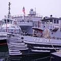 HDR タグボート達・・20130324