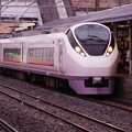 Photos: 石岡駅にて到着したフレッシュひたちE657