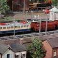 貨物列車が町を通過して・・20130922