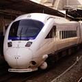 Photos: 小倉駅にて特急かもめ 885系