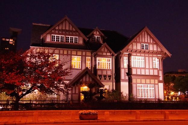Photos: 夜も綺麗な旧門司三井倶楽部建物・・