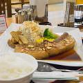 写真: 大山豚リブステーキ御膳(米子道【下り】・蒜山SA)