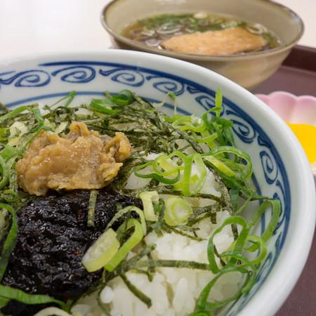 わさび丼(中国道【上り】・吉和SA)