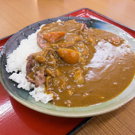 飛騨牛カレー(名神【下り】・養老SA)
