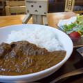 もみじカレー(道の駅・若桜【鳥取】)