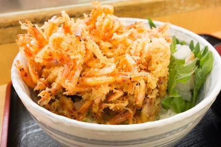 えび丸丼(東名【上り】・由比PA)・2