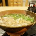 Photos: はりはりかすうどん(阪和道【上り】・岸和田SA)