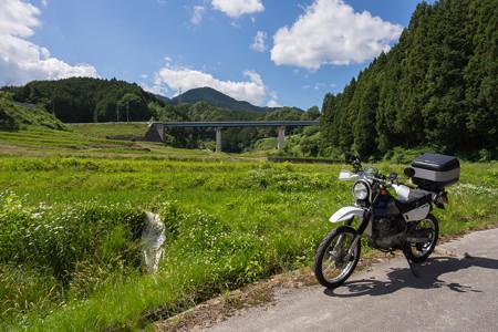 奈良県宇陀市の棚田・5