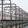 京王電鉄 7000系 準特急 高尾山口 行き