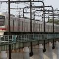 京王電鉄 8000系 特急 京王八王子 行き