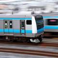 9月1日 電車