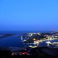 5月6日 明け方の漁港