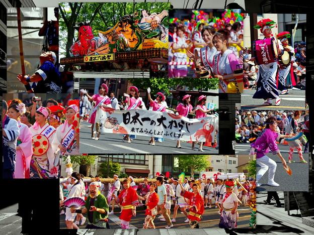 東北六魂祭2013年福島~今こそ、魂のチカラを。