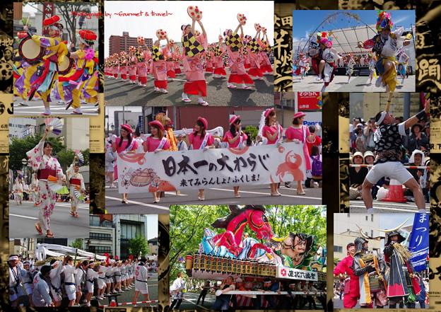 東北六魂祭 東京へ