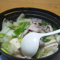 Photos: 一人鍋(^~^)ムシャー
