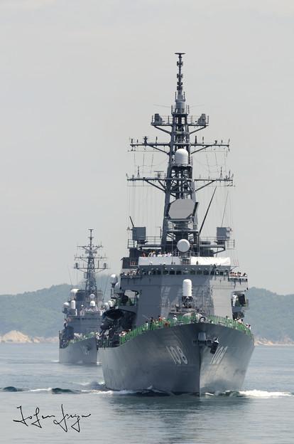 護衛艦あけぼのオリジナル