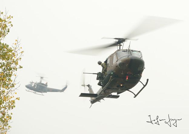 UH-1J2ショット2L