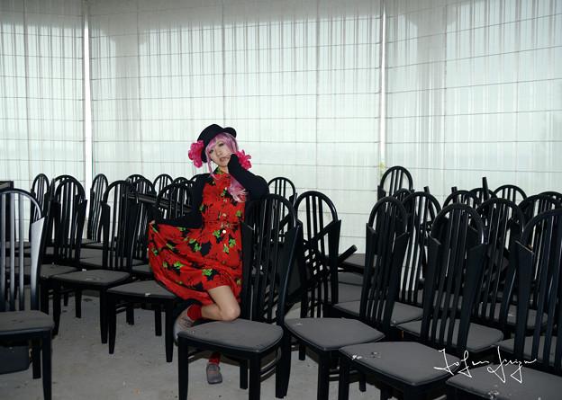 菜々椅子広間引き2L