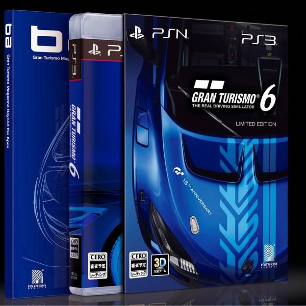 GT6パッケージ