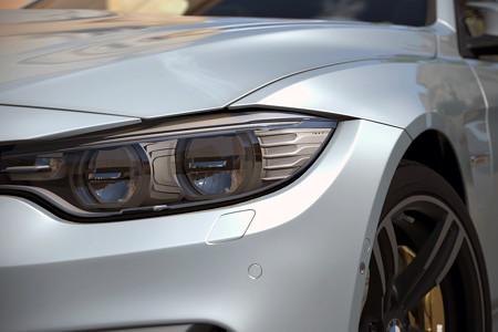 BMWM4ヘッドライト