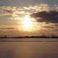 Photos: 雪に映る~ひかり