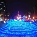 Photos: 札幌ホワイトイルミネーション・・・