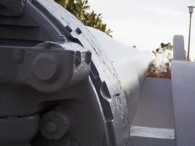 陸奥の主砲