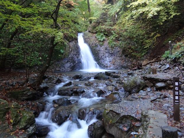 風拳の滝(ふうきょのたき)