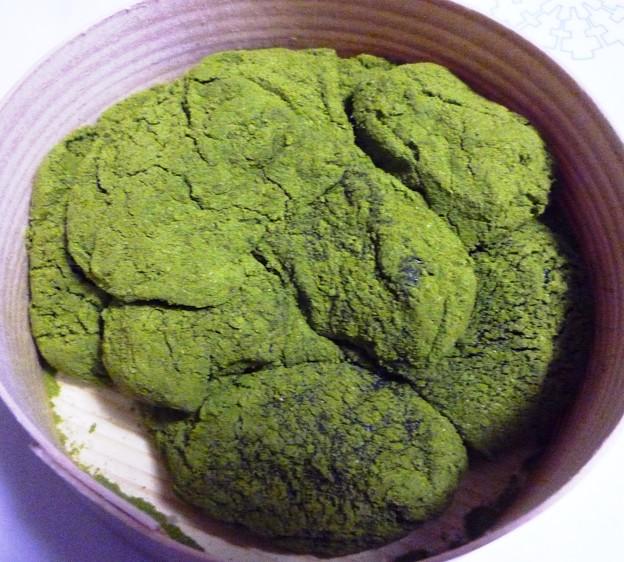 抹茶わらび餅5