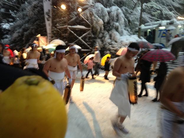 どんと祭 to レモン