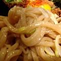 Photos: 台湾まぜそば 麺アップ