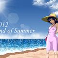 写真: end _of_summer
