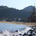 写真: 海賊船