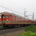 Photos: 東武8000系 8111F 【返却回送】