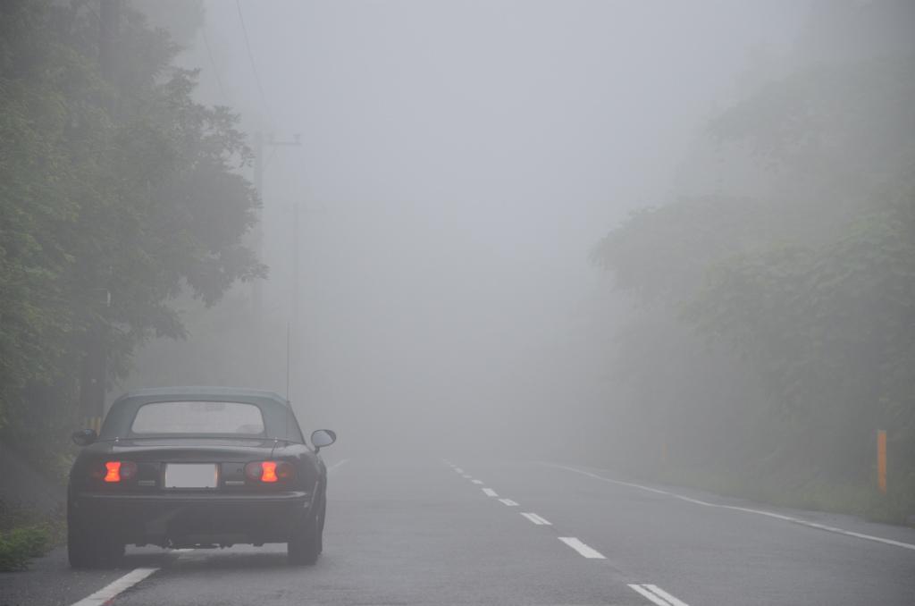 12.08.14 九州4日目 霧と雨の天草から生月島へ |いつも緑と