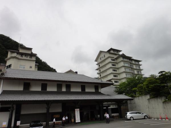 我々が泊まるホテルが、後日天皇皇后両陛下が滞在するホテルだった