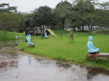 24 9 湯之尾温泉 ガラッパ公園 6
