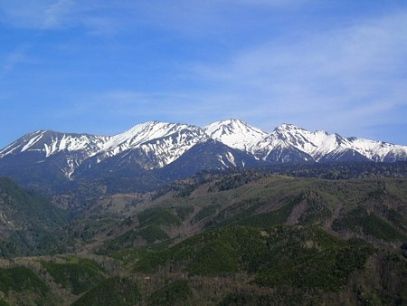 25 5 御岳山 1