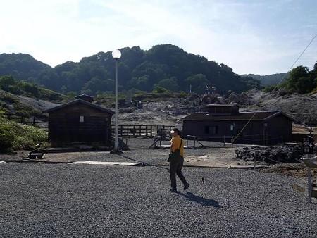 25 7 青森 恐山 冷抜の湯 1