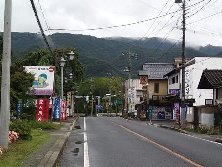 群馬 猿ケ京温泉 町並み