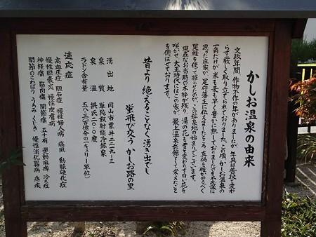 25 9 岡山 かしお温泉 最上荘 9