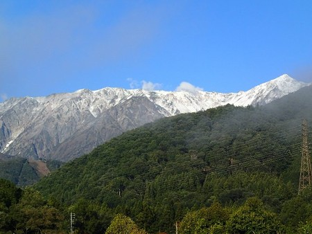 25 10 長野 白馬岩岳の風景 5