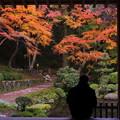 写真: 静寂の中で・・・。